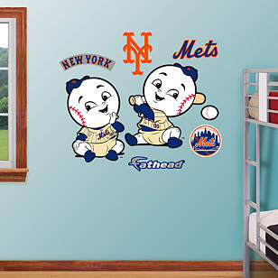 New York Mets Baby Mascot